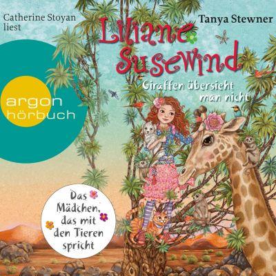 Liliane Susewind - Giraffen übersieht man nicht (Ungekürzte Lesung), Tanya Stewner