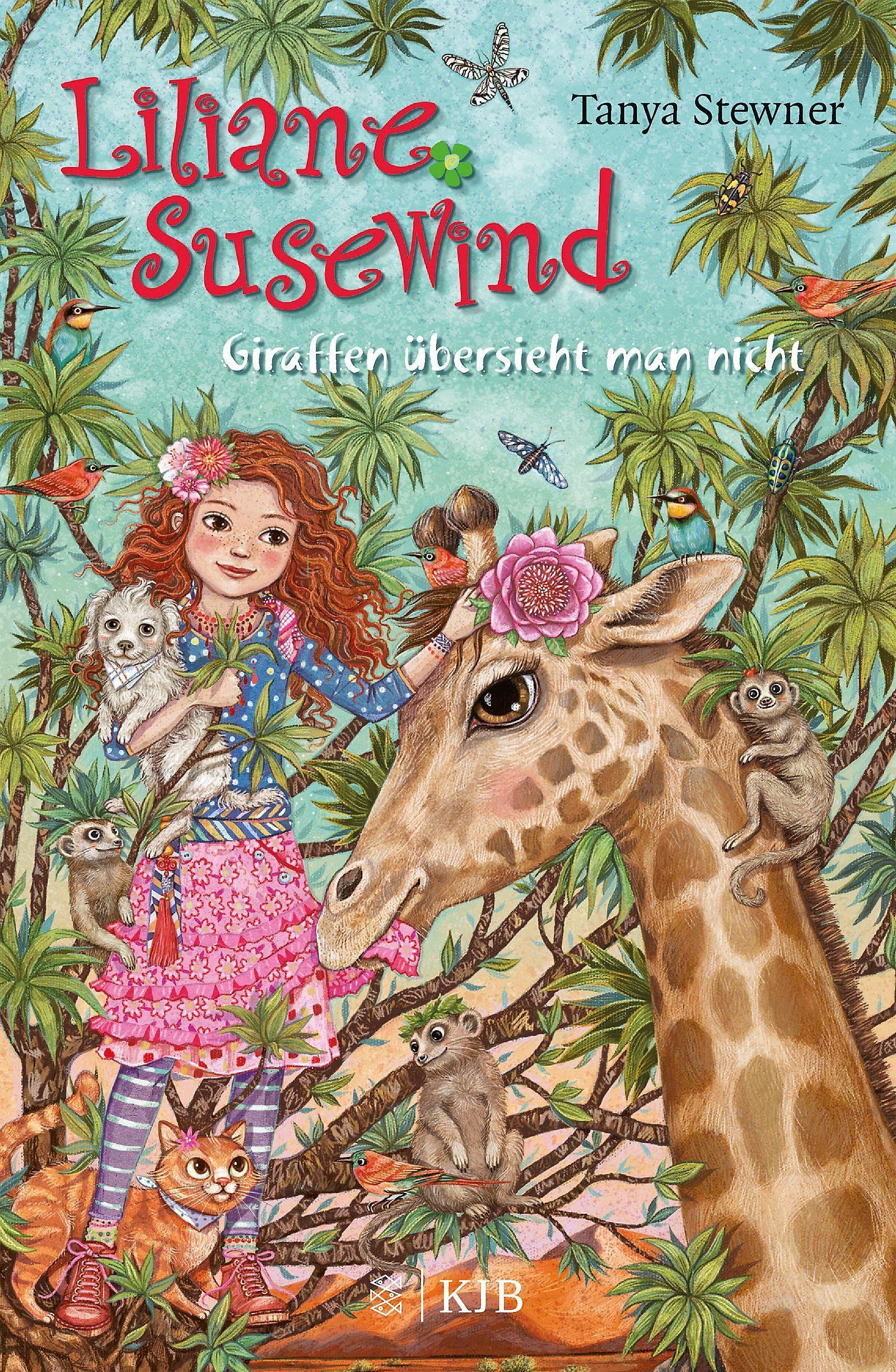 Liliane Susewind Giraffen übersieht Man Nicht Buch