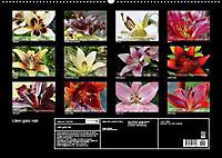 Lilien ganz nah (Wandkalender 2019 DIN A2 quer) - Produktdetailbild 13
