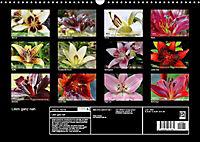 Lilien ganz nah (Wandkalender 2019 DIN A3 quer) - Produktdetailbild 13