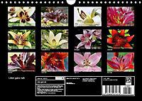 Lilien ganz nah (Wandkalender 2019 DIN A4 quer) - Produktdetailbild 13