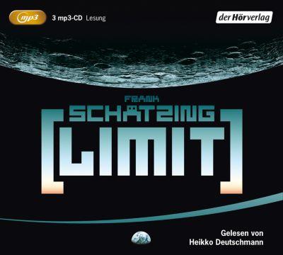 Limit, 3 MP3-CDs, Frank Schätzing