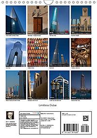Limitless Dubai (Wall Calendar 2019 DIN A4 Portrait) - Produktdetailbild 13