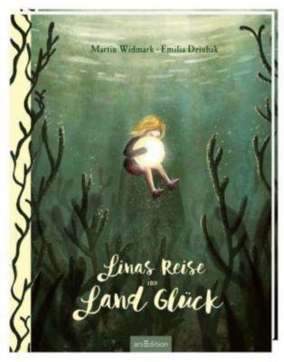 Linas Reise ins Land Glück - Martin Widmark  