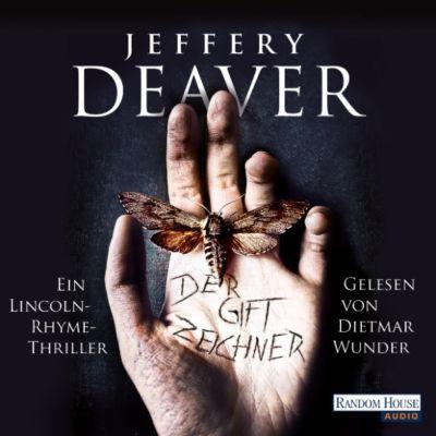 Lincoln Rhyme Band 11: Der Giftzeichner, Jeffery Deaver