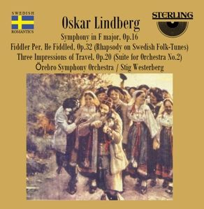 Lindberg:Sinfonie F-Dur/+, Oskar Lindberg