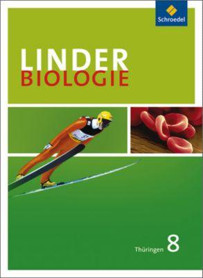 LINDER Biologie SI, Ausgabe Thüringen: 8. Schuljahr, Schülerband
