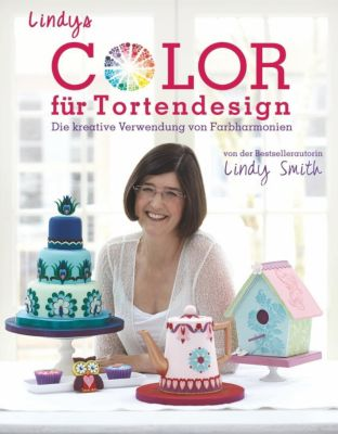 Lindys Color für Tortendesign - Lindy Smith |
