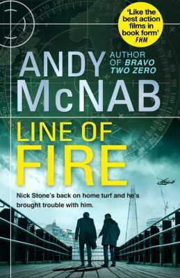 Line of Fire, Andy McNab