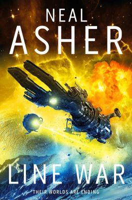 Line War, Neal Asher