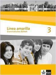 Línea amarilla: Bd.3 Grammatisches Beiheft
