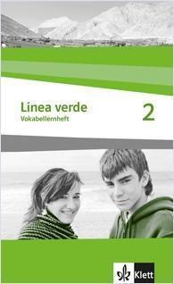 Linea verde: Bd.2 Vokabellernheft