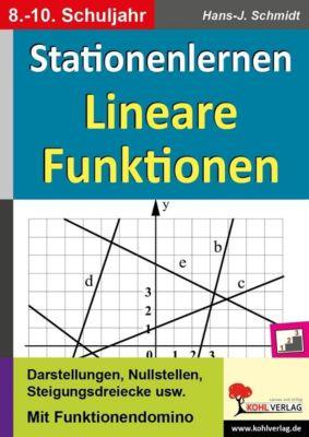 Lineare Funktionen, Hans-J. Schmidt