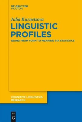 Linguistic Profiles, Julia Kuznetsova