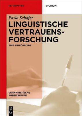 Linguistische Vertrauensforschung, Pavla Schäfer