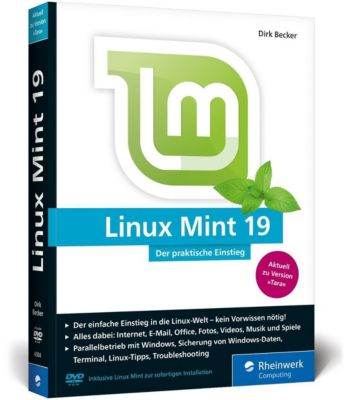 Linux Mint 19, Dirk Becker