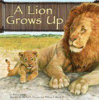 Lion Grows Up, Anastasia Suen