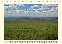 Lions Bluff Lodge - Kenia. Unter den Sternen Afrikas (Tischkalender 2019 DIN A5 quer) - Produktdetailbild 2