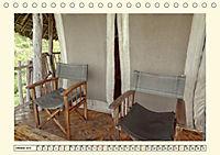 Lions Bluff Lodge - Kenia. Unter den Sternen Afrikas (Tischkalender 2019 DIN A5 quer) - Produktdetailbild 10