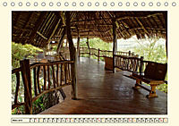 Lions Bluff Lodge - Kenia. Unter den Sternen Afrikas (Tischkalender 2019 DIN A5 quer) - Produktdetailbild 3