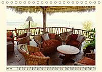 Lions Bluff Lodge - Kenia. Unter den Sternen Afrikas (Tischkalender 2019 DIN A5 quer) - Produktdetailbild 5