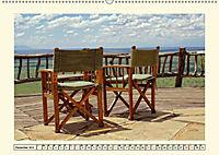 Lions Bluff Lodge - Kenia. Unter den Sternen Afrikas (Wandkalender 2019 DIN A2 quer) - Produktdetailbild 12