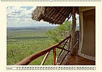 Lions Bluff Lodge - Kenia. Unter den Sternen Afrikas (Wandkalender 2019 DIN A2 quer) - Produktdetailbild 6