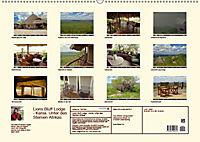 Lions Bluff Lodge - Kenia. Unter den Sternen Afrikas (Wandkalender 2019 DIN A2 quer) - Produktdetailbild 13
