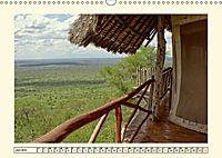Lions Bluff Lodge - Kenia. Unter den Sternen Afrikas (Wandkalender 2019 DIN A3 quer) - Produktdetailbild 6