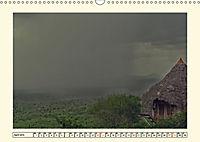 Lions Bluff Lodge - Kenia. Unter den Sternen Afrikas (Wandkalender 2019 DIN A3 quer) - Produktdetailbild 4