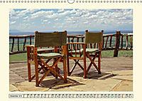 Lions Bluff Lodge - Kenia. Unter den Sternen Afrikas (Wandkalender 2019 DIN A3 quer) - Produktdetailbild 12