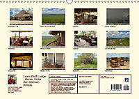 Lions Bluff Lodge - Kenia. Unter den Sternen Afrikas (Wandkalender 2019 DIN A3 quer) - Produktdetailbild 13