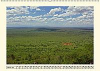 Lions Bluff Lodge - Kenia. Unter den Sternen Afrikas (Wandkalender 2019 DIN A2 quer) - Produktdetailbild 2