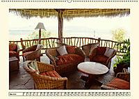 Lions Bluff Lodge - Kenia. Unter den Sternen Afrikas (Wandkalender 2019 DIN A2 quer) - Produktdetailbild 5