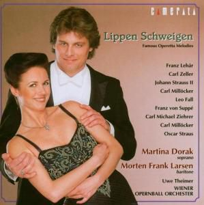 Lippen Schweigen, Martina Dorak, Morten Larsen