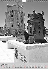 Lisbon in Black and White (Wall Calendar 2019 DIN A4 Portrait) - Produktdetailbild 6