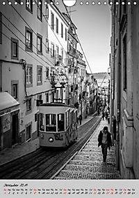 Lisbon in Black and White (Wall Calendar 2019 DIN A4 Portrait) - Produktdetailbild 12
