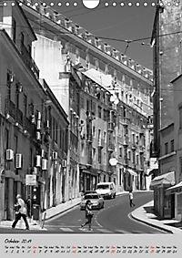Lisbon in Black and White (Wall Calendar 2019 DIN A4 Portrait) - Produktdetailbild 10
