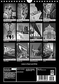 Lisbon in Black and White (Wall Calendar 2019 DIN A4 Portrait) - Produktdetailbild 13