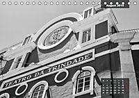 Lissabon - Schwarzweiß (Tischkalender 2019 DIN A5 quer) - Produktdetailbild 8