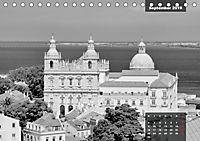 Lissabon - Schwarzweiß (Tischkalender 2019 DIN A5 quer) - Produktdetailbild 9