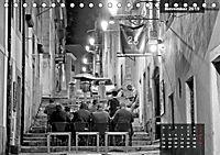 Lissabon - Schwarzweiß (Tischkalender 2019 DIN A5 quer) - Produktdetailbild 11