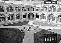 Lissabon - Schwarzweiß (Wandkalender 2019 DIN A2 quer) - Produktdetailbild 4