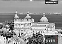 Lissabon - Schwarzweiß (Wandkalender 2019 DIN A2 quer) - Produktdetailbild 6