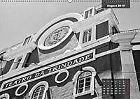 Lissabon - Schwarzweiß (Wandkalender 2019 DIN A2 quer) - Produktdetailbild 7