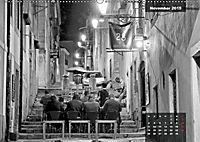 Lissabon - Schwarzweiß (Wandkalender 2019 DIN A2 quer) - Produktdetailbild 9