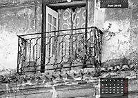 Lissabon - Schwarzweiß (Wandkalender 2019 DIN A2 quer) - Produktdetailbild 10