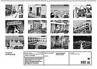 Lissabon - Schwarzweiß (Wandkalender 2019 DIN A2 quer) - Produktdetailbild 13