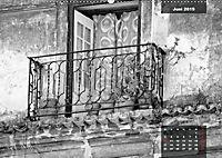 Lissabon - Schwarzweiss (Wandkalender 2019 DIN A2 quer) - Produktdetailbild 6