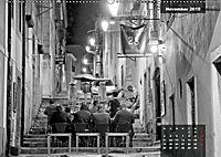 Lissabon - Schwarzweiss (Wandkalender 2019 DIN A2 quer) - Produktdetailbild 11